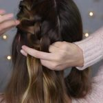 Double French Buns _ Cute Girls Hairstyles_HD720 6