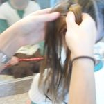 Double Heart Twists _ Valentine's Day _ Cute Girls Hairstyles_HD720 05