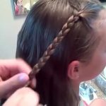 Double-Hidden Braids _ Back to School _ Cute Girls Hairstyles_360P 6