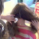 Double Twist-Around Bun _ Updos _ Cute Girls Hairstyles_HD720 04
