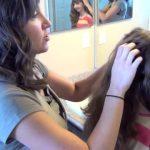 Double Twist-Around Bun _ Updos _ Cute Girls Hairstyles_HD720 05