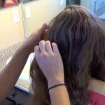 Double Twist-Around Bun _ Updos _ Cute Girls Hairstyles_HD720 06