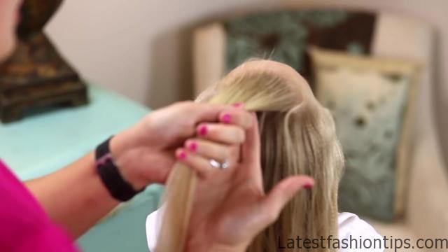 Dutch 3D Braid _ Hairstyles for Sports_HD720 06