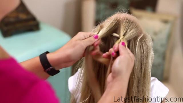 Dutch 3D Braid _ Hairstyles for Sports_HD720 08
