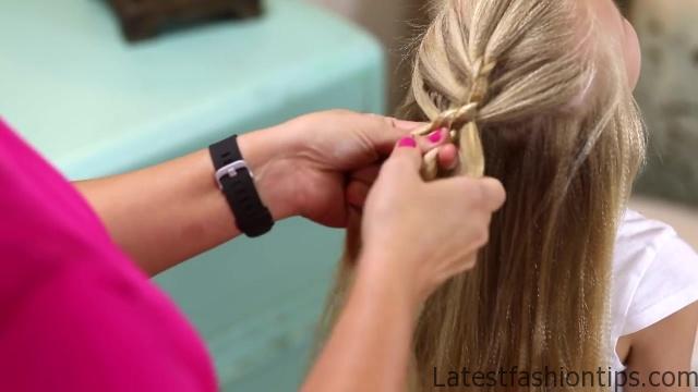 Dutch 3D Braid _ Hairstyles for Sports_HD720 11