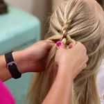 Dutch 3D Braid _ Hairstyles for Sports_HD720 12