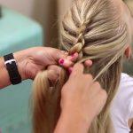 Dutch 3D Braid _ Hairstyles for Sports_HD720 13