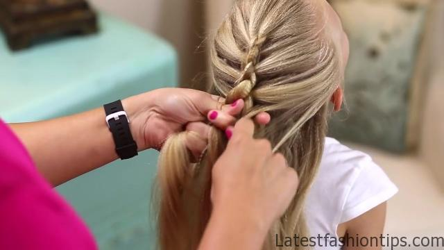 Dutch 3D Braid _ Hairstyles for Sports_HD720 13