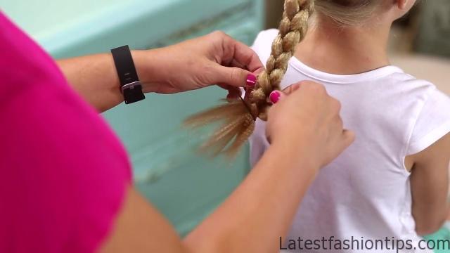 Dutch 3D Braid _ Hairstyles for Sports_HD720 16