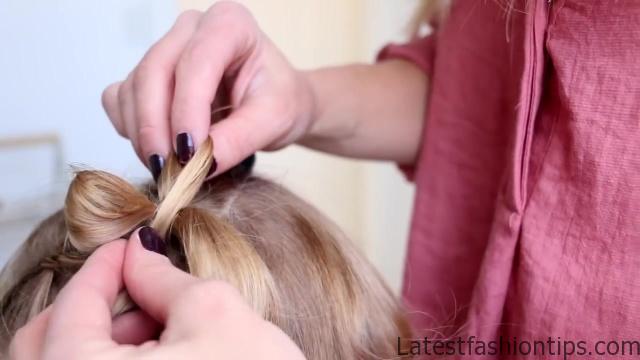 Dutch Braid Hair Bows _ CuteGirlsHairstyles_HD720 12