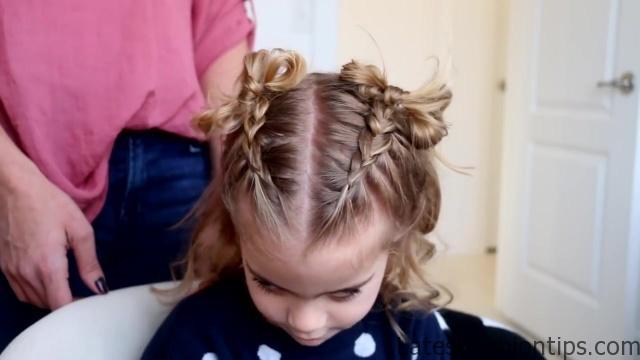 Dutch Braid Hair Bows _ CuteGirlsHairstyles_HD720 15