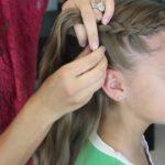 Dutch Flower Braid _ Updos _ Cute Girls Hairstyles_HD720 09