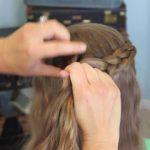Dutch Flower Braid _ Updos _ Cute Girls Hairstyles_HD720 13