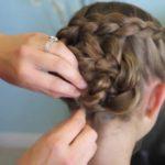 Dutch Flower Braid _ Updos _ Cute Girls Hairstyles_HD720 28