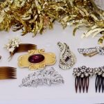 Easy DIY Sparkly _ Statement Hair Accessories!_HD720 2