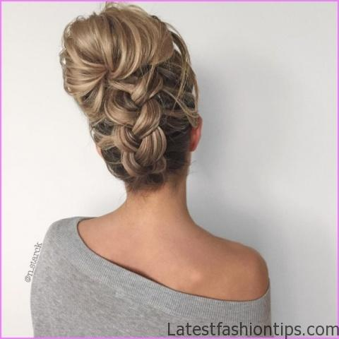 Accent Braid into Messy Bun Hairstyles_14.jpg