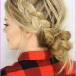 Accent Braid into Messy Bun Hairstyles_18.jpg