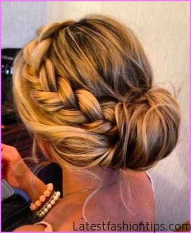 Accent Braid into Messy Bun Hairstyles_19.jpg