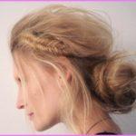 Accent Braid into Messy Bun Hairstyles_3.jpg