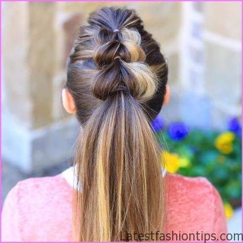 Accent Braid into Messy Bun Hairstyles_9.jpg