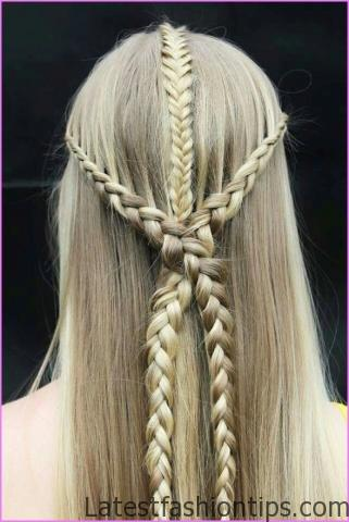 double french braid and twist game of thrones hairstyles 0 Double French Braid and Twist Game of Thrones Hairstyles