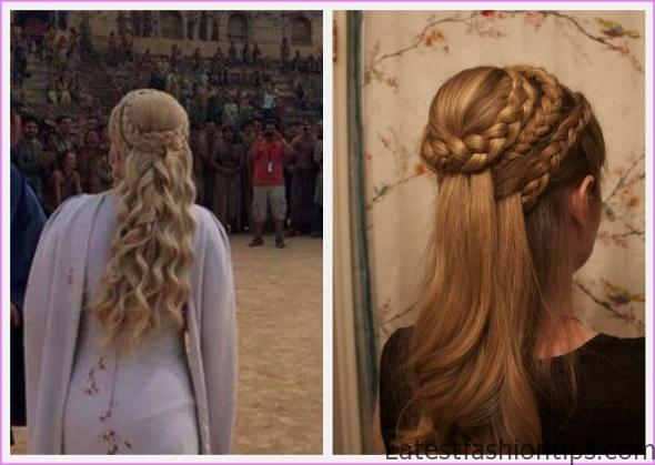 Double French Braid and Twist Game of Thrones Hairstyles_7.jpg