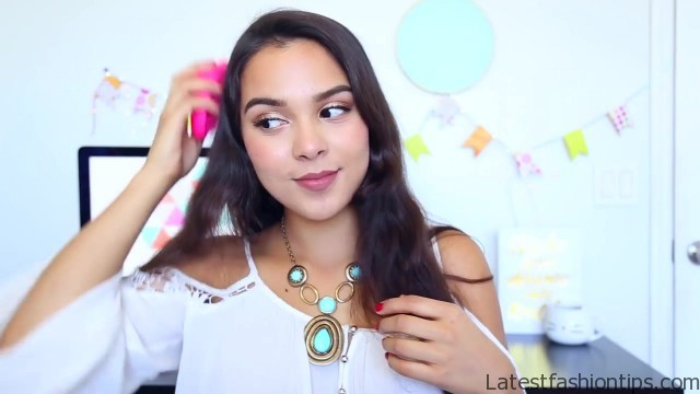 10 lazy girl hair hacks that will change your life 13