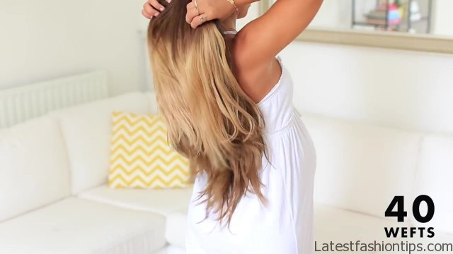 100 layers of hair extensions luxy hair 23