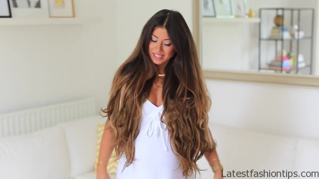 100 layers of hair extensions luxy hair 43