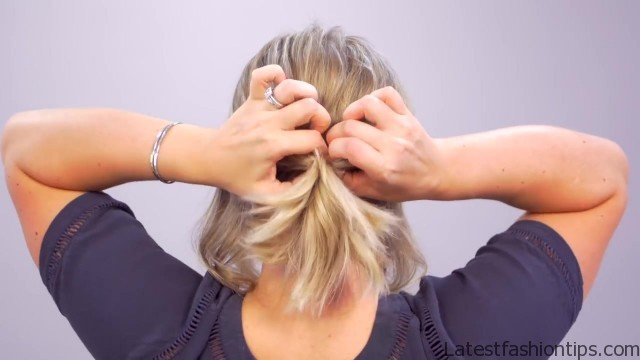 3 super simple back to school hairstyles 09