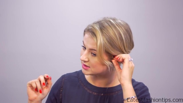 3 super simple back to school hairstyles 41