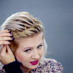 5 waterfall hairstyle tutorials 27