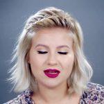 5 waterfall hairstyle tutorials 29