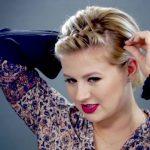 5 waterfall hairstyle tutorials 33