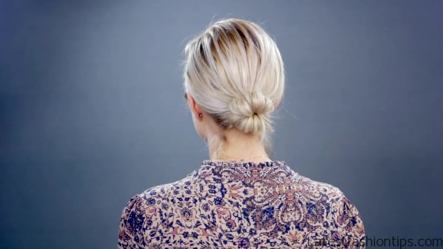 5 waterfall hairstyle tutorials 44