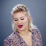 5 waterfall hairstyle tutorials 56