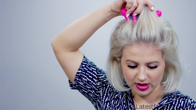 9 helpful hair tools for short hairstyes 24