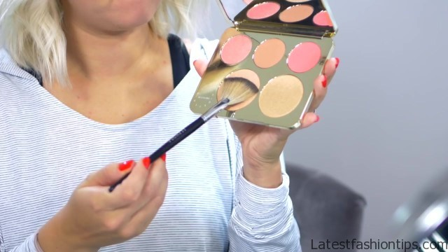 becca x jaclyn hill champagne collection face palette first impressions 02