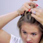braided heatless back to school short hairstyles 11