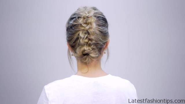 braided heatless back to school short hairstyles 37 Braided Heatless Back to Scholl Short Hairstyles