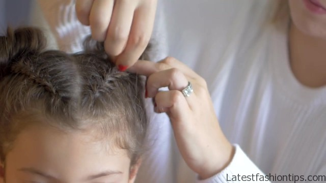 braiding hairstyles with thin fine hair 24
