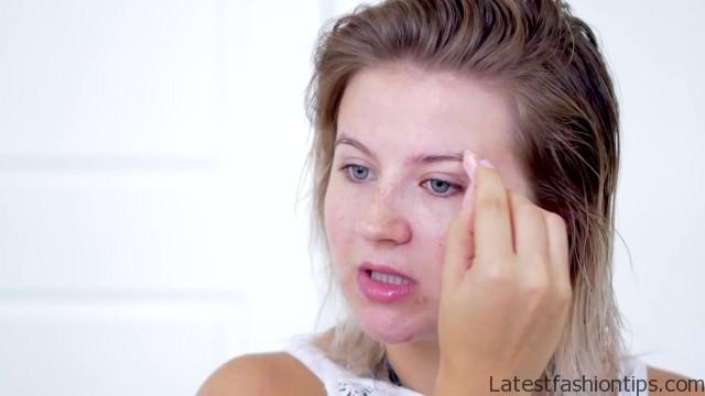 chatty grwm makeup hair 14