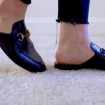 comparing cheap vs expensive gucci loafers vs dupes 106