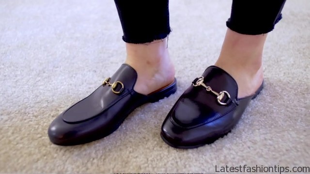 comparing cheap vs expensive gucci loafers vs dupes 111