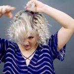 creative hairstyles chopstick curls tutorial 25