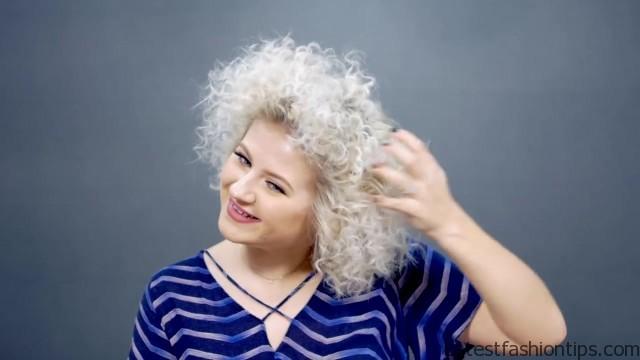 creative hairstyles chopstick curls tutorial 37