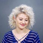 creative hairstyles chopstick curls tutorial 44