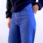 different style jeans on my petite frame 14