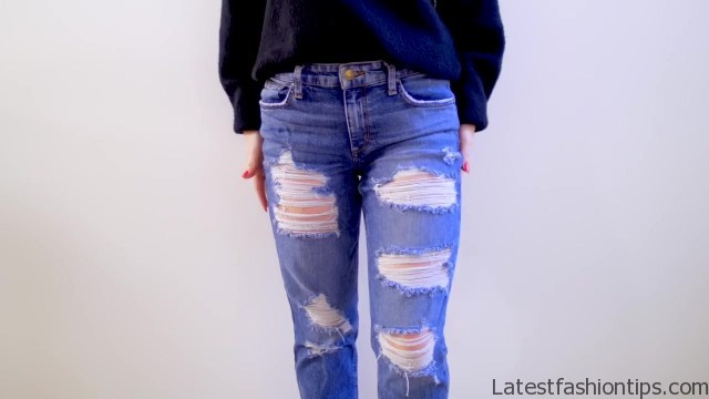 different style jeans on my petite frame 49