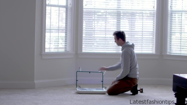 diy how to bay window seat house update 24